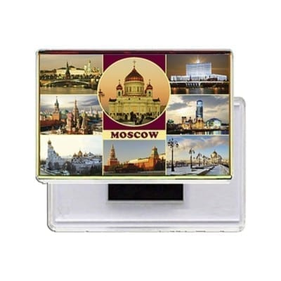 Магниты Москвы