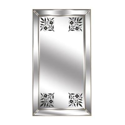 Наклейка на зеркало - Узор №20