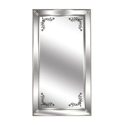 Наклейка на зеркало - Узор №21