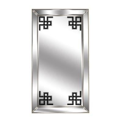 Наклейка на зеркало - Узор №24