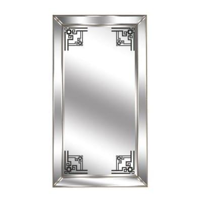 Наклейка на зеркало - Узор №27