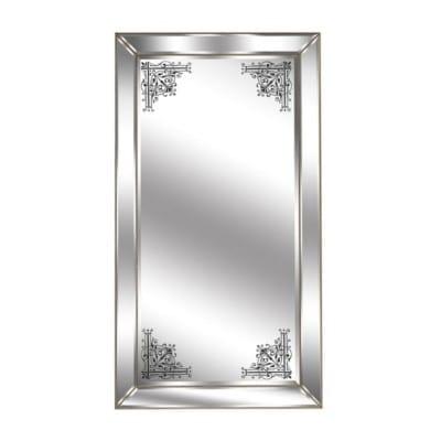 Наклейка на зеркало - Узор №29