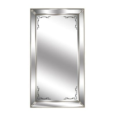 Наклейка на зеркало - Узор №3