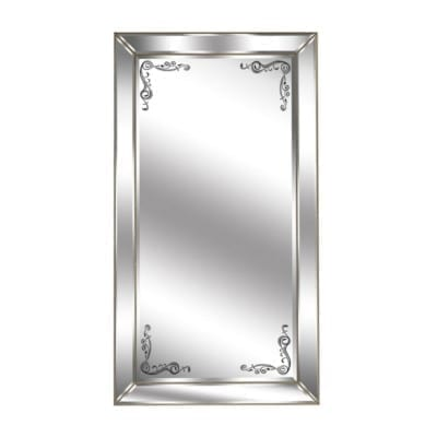 Наклейка на зеркало - Узор №30