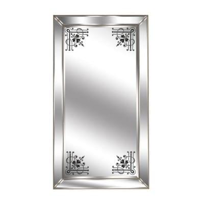 Наклейка на зеркало - Узор №31