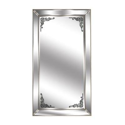 Наклейка на зеркало - Узор №33