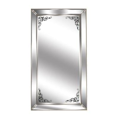 Наклейка на зеркало - Узор №34