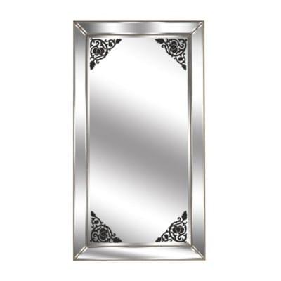 Наклейка на зеркало - Узор №35