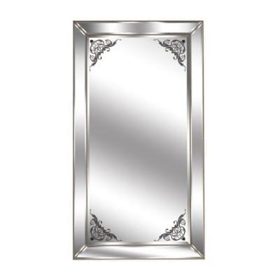 Наклейка на зеркало - Узор №36