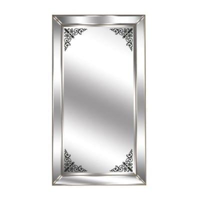 Наклейка на зеркало - Узор №38