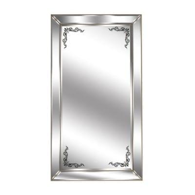 Наклейка на зеркало - Узор №39