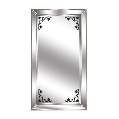 Наклейка на зеркало - Узор №4