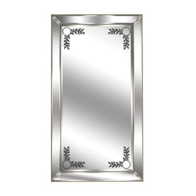Наклейка на зеркало - Узор №40
