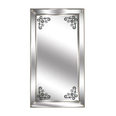 Наклейка на зеркало - Узор №41
