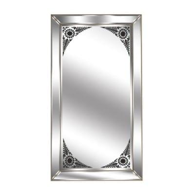 Наклейка на зеркало - Узор №43