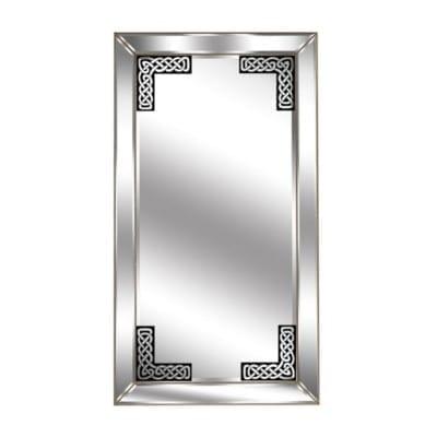 Наклейка на зеркало - Узор №45