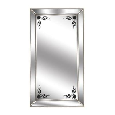 Наклейка на зеркало - Узор №5