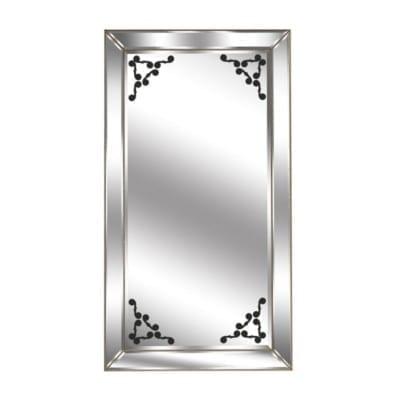 Наклейка на зеркало - Узор №6