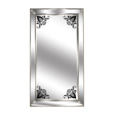 Наклейка на зеркало - Узор №9