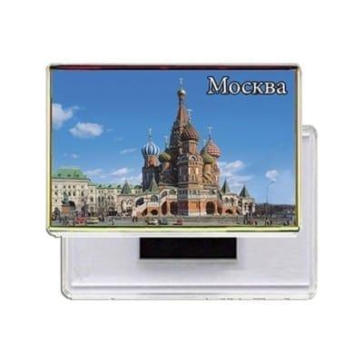 Поставщик сувенирных магнитов с видами Москвы