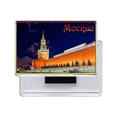 Прямоугольные акриловые магниты Москва оптом