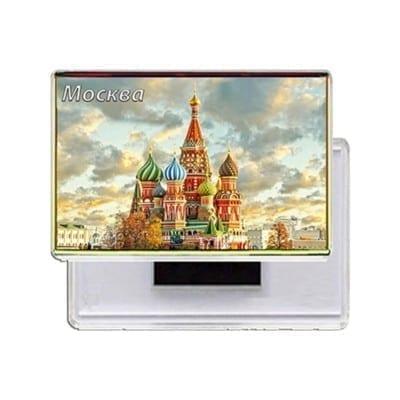 Прямоугольные магниты Москва на заказ