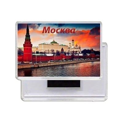 Прямоугольные магниты Москва оптом