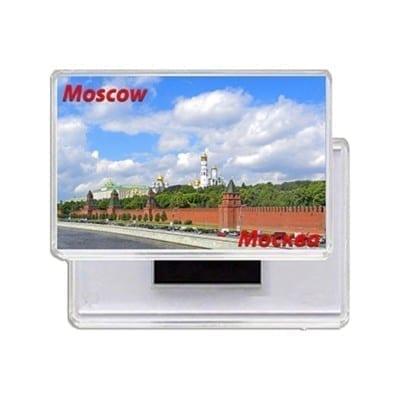 Прямоугольные магниты с видом Кремля