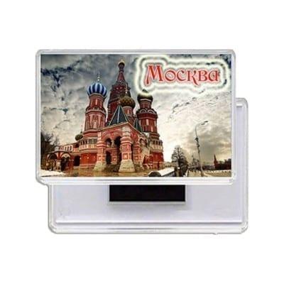 Прямоугольные виниловые магниты Москва