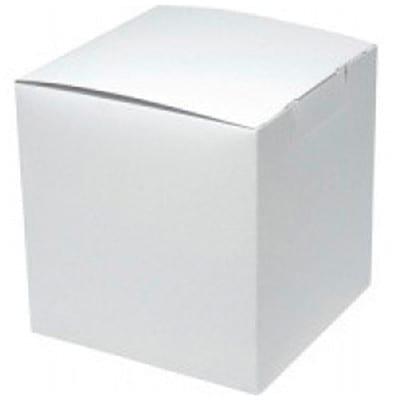 Коробка для кружек Белая
