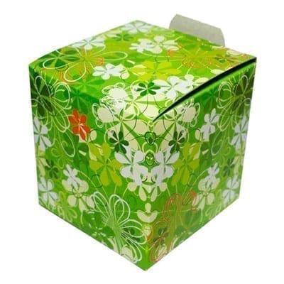 Коробка для кружек подарочная Ромашки