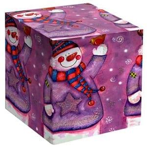 Коробочка для кружек - Снеговик