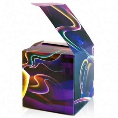 Коробочка для кружек - Фиолетовая