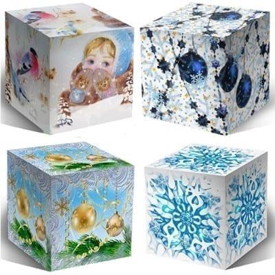 Подарочные коробочки для кружек