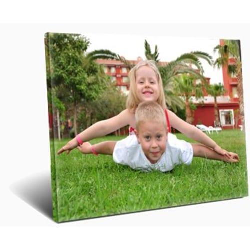 Печать фото на холсте 40х50 см.