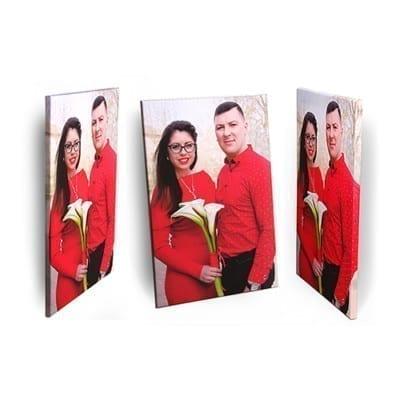 Печать фото на холсте 40х60 см.