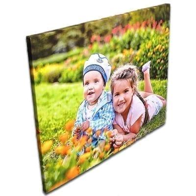 Печать фото на холсте 50х60 см.