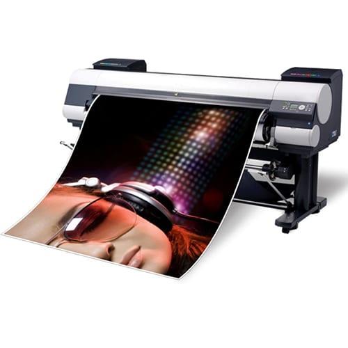 Широкоформатных печать фотографий